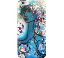 Ophelia 09 iPhone Case/Skin