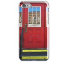 Old Timey Two-Step iPhone Case/Skin