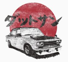 Datsun 510 Japanese by The World Of Pootermobile