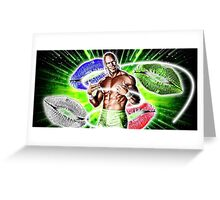 Billy Gunn Greeting Card