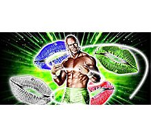 Billy Gunn Photographic Print