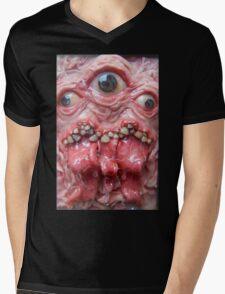 DogzillaLives triclops  Mens V-Neck T-Shirt