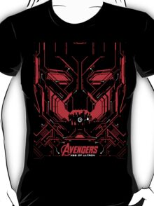 Suit of armour around the world T-Shirt