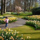 Enjoy the Spring Gardens by ienemien