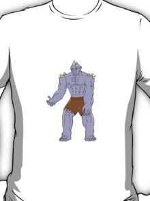 Goblin Monster Horn Cartoon T-Shirt