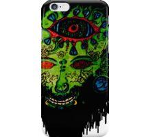 Psychedelic Third Eyed Jesus iPhone Case/Skin