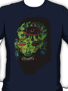 Psychedelic Third Eyed Jesus T-Shirt