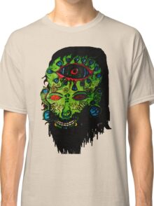 Psychedelic Third Eyed Jesus Classic T-Shirt