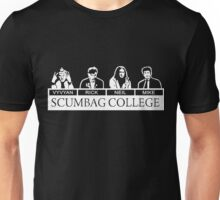 Young Ones Scumbag College Unisex T-Shirt