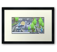 Press Play Radio Season 1 pt.2 Framed Print