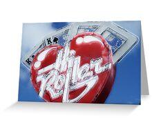 Hi Roller Motel  Greeting Card