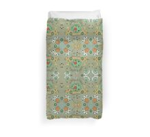 Flower in the Sky Pattern Duvet Cover
