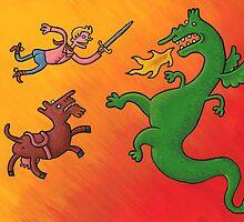 drakenmepper by Niels Dekker