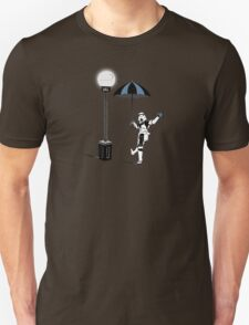 Singing in the Rain (Blue Period) T-Shirt