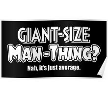 Size Doesn't Matter Poster
