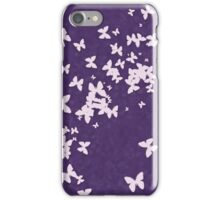 Butterflies Galore 2 iPhone Case/Skin