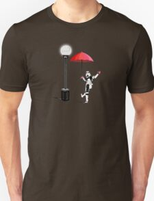 Singing in the Rain (Pink Period) T-Shirt