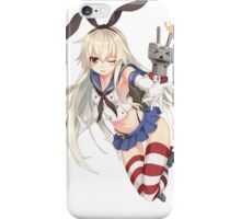 Kantai Collection - Shimakaze iPhone Case/Skin