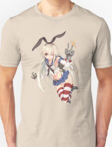 Kantai Collection - Shimakaze Unisex T-Shirt