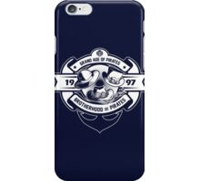 BROTHERHOOD OF PIRATES iPhone Case/Skin