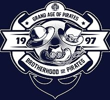 BROTHERHOOD OF PIRATES by Akiwa