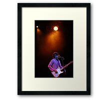 Jak Housden / The Whitlams Framed Print