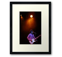 Jak Housden / The Whitlams Framed Print