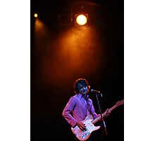 Jak Housden / The Whitlams Photographic Print
