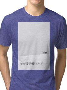 Winter Layers Tri-blend T-Shirt