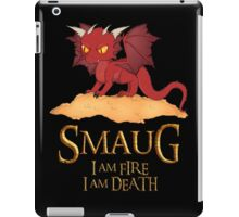 Smaug The Dragon iPad Case/Skin