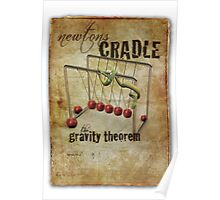Newton's Cradle Poster
