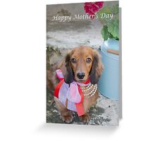 Mother's Day 4 Greeting Card