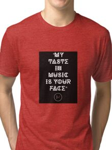 tear in my heart Tri-blend T-Shirt