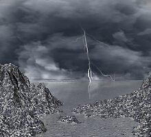 Thunderhead Bay by Sazzart
