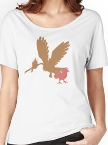 #21-22 Women's Relaxed Fit T-Shirt