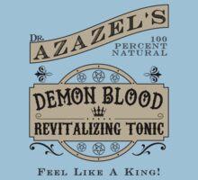 Doc Azazel's Demon Blood T-Shirt