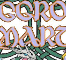 Aggron Amarth Sticker