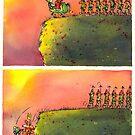 To March On (field version)   by Tomek Kozyra