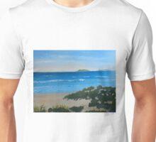 Beach on the North Coast NSW Australia Unisex T-Shirt