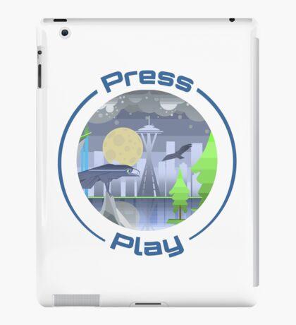 Press Play Radio Season 1 pt.1 iPad Case/Skin