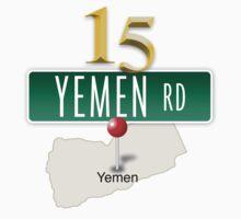 15 Yemen Road, Yemen by Sam Adams