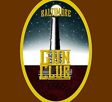 Baltimore Gun Club seal by radioactivve