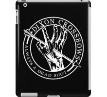 Dixon Crossbows Walking Dead iPad Case/Skin