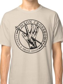 Dixon Crossbows Walking Dead Classic T-Shirt