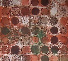 Circles 2 by Debby Haskard-Strauss