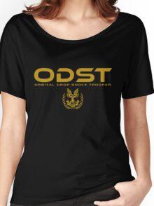 Halo ODST Orbital Drop Shock Trooper Women's Relaxed Fit T-Shirt