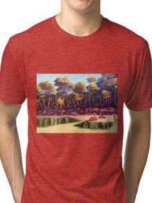 Exploring Echo Beach Tri-blend T-Shirt