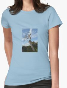DEFORMED Womens Fitted T-Shirt