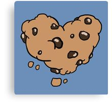 Cookie lovers Canvas Print