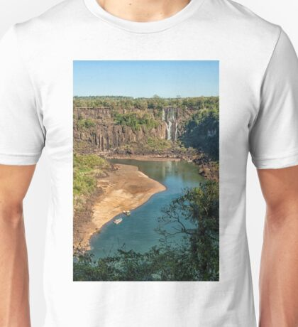 Up The River, See the Falls Unisex T-Shirt